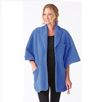 Janska Fleece Reader's Wrap