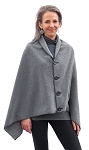 Janska Fleece Erin Poncho