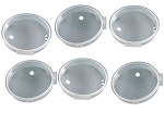 Independence Anti-Splash Lids : Package of 6