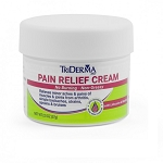 Triderma Pain Relief Cream 2.0 oz Jar