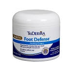 Triderma Diabetic Foot Defense Healing Cream 4oz jar