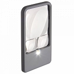 Carson 2.5X Lighted LED Wallet Magnifier
