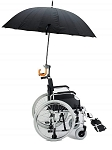 Dry&Go Wheelchair Umbrella Holder