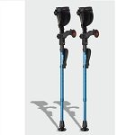 Ergobaum Ergonomic Junior Forearm Crutches