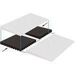 EZ Access TRANSITIONS Modular Entry Mats Set of 2