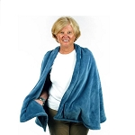 Granny Jo Lightweight Fleece Cape