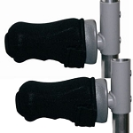 Gel Ovations ForeArm Crutch Handle Covers