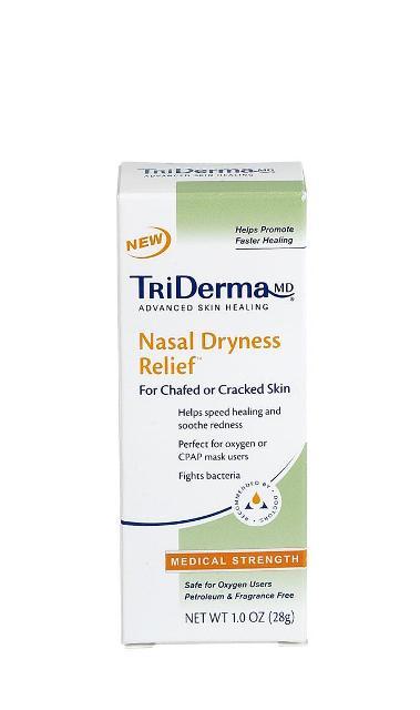 Triderma Nasal Dryness and Chafing Aloe Gel