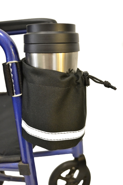 Unbreakable Cup Holder with Vertical Mount