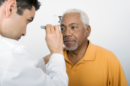 Eyes Have It:  National Eye Exam Month