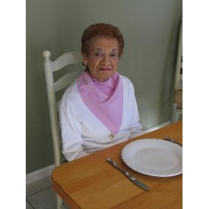 Adult Pink Bandana Bib - Discontinued