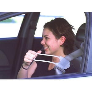 Easy Reach Seat Belt Handle Extension