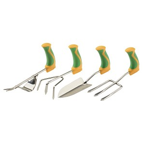 Easi Grip Garden Tools Set of 4