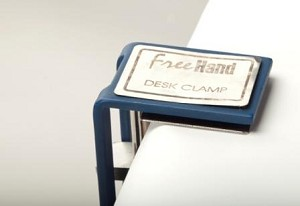 Free Hand Desk Clamp