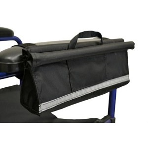 Arm Rest Pocket Bag for Wheelchairs, Scooters