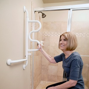 Stander Curve Grab Bar