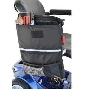 CDCB2131 Extra Large Scooter Saddle Bag