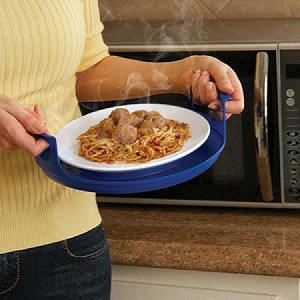 Cool Grip Microwave Tray