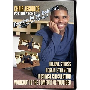 Chair Aerobics for Everyone - Bed Exercises DVD