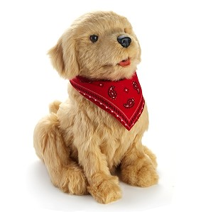 Joy for All Companion Pet Golden Puppy