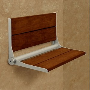 Invisia SerenaSeat 32 inch Fold Away Shower Seat