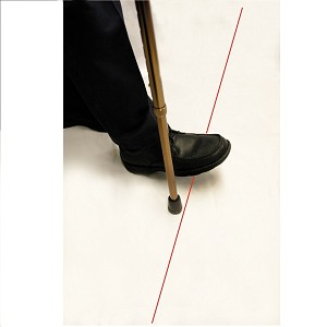 Laser Walking Cane