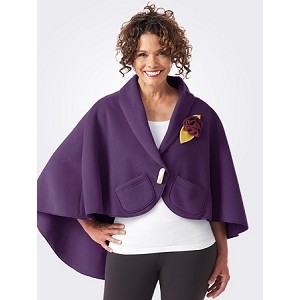 Janska Fleece Lap Wrap