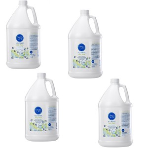 No Rinse Body Bath Case of 4 Gallons