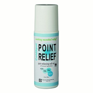 Point Relief ColdSpot Roll On Bottle