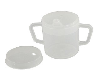 Independence Double Handle Cup with Lids