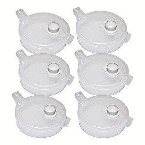 Independence Flo Vacuum Lids Package of 6