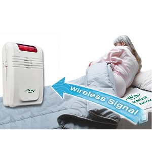 Smart Caregiver Wireless Alarm and Bed Pad