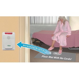 Smart Caregiver Wireless Alarm and Floor Pad