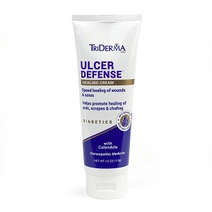 Triderma Diabetic Ulcer Defense Healing Cream