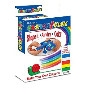 Crayon Clay Custom Crayons