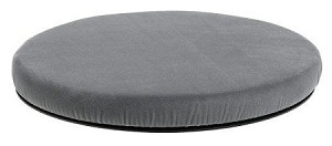 Deluxe Swivel Seat Cushion Gray