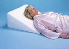 Foam Slant Bed Wedge Pillow