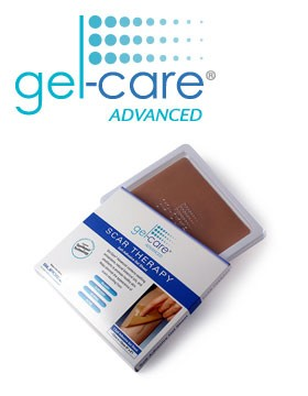 Gel-Care Advanced Self-Adhesive Scar Management Sheets Box of 10