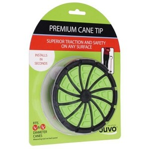 Juvo Premium Standing Cane Tip - Discontinued