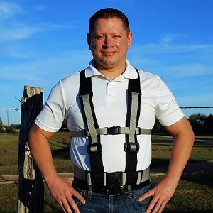 Adult Drop Support Harness Fall Prevention Upper Body