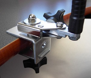Optional Table Clamp for Tab Grabber